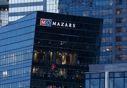 Sociabble Case Study Mazars Employee Advocacy Program Headquarter