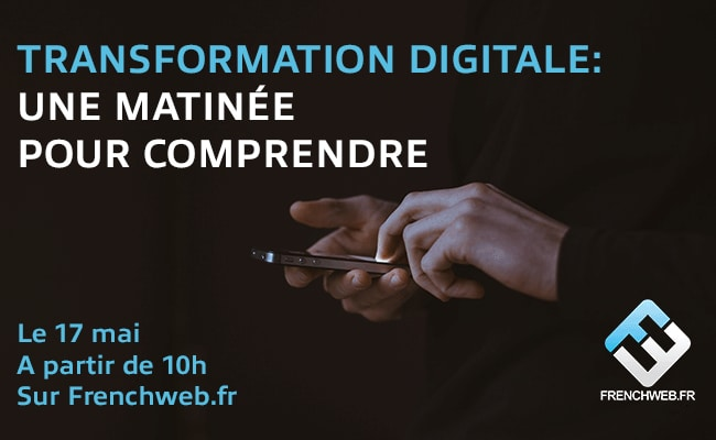 A Morning Dedicated to Digital Transformation, with FrenchWeb and Sociabble