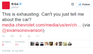 Chevrolet, Pizza and the Rise of Emoji