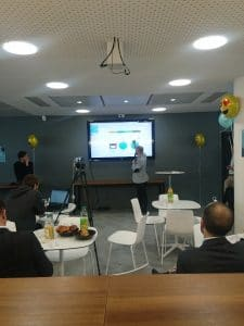 Employee Advocacy Gets Going with a Bang at Talentsoft, during a Global Kickoff Event