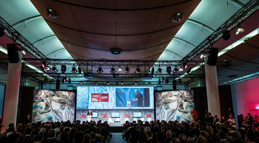 Sociabble at Rock the Blog @CeBIT Global Conferences, Hanover