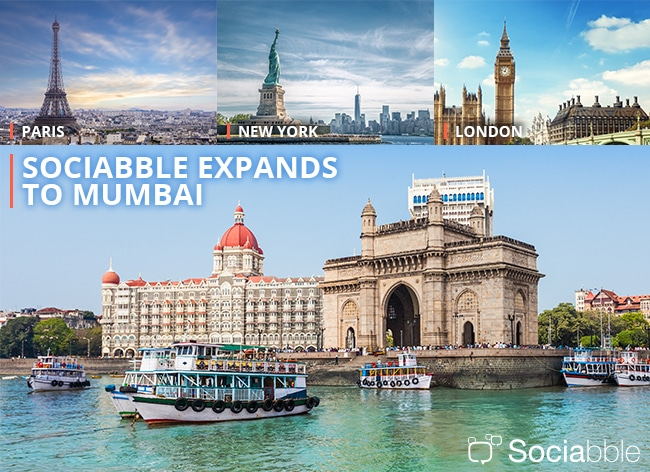 Sociabble, Leader in Employee Advocacy and Social Selling Software, Continues its International Expansion with an Office in Mumbai