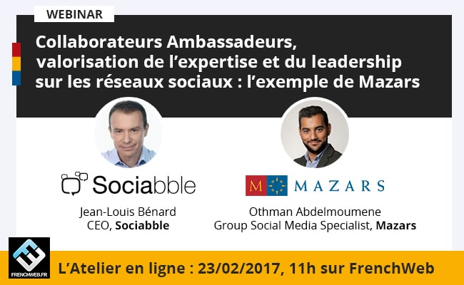 Sociabble Webinar with Mazars: Driving Thought Leadership on Social Media through Employee Advocacy