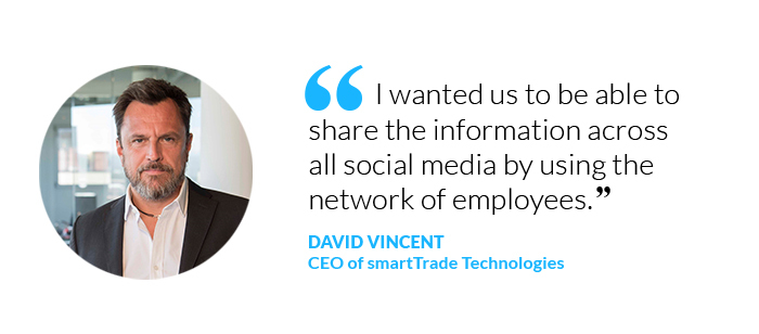 smartTrade CEO Quote