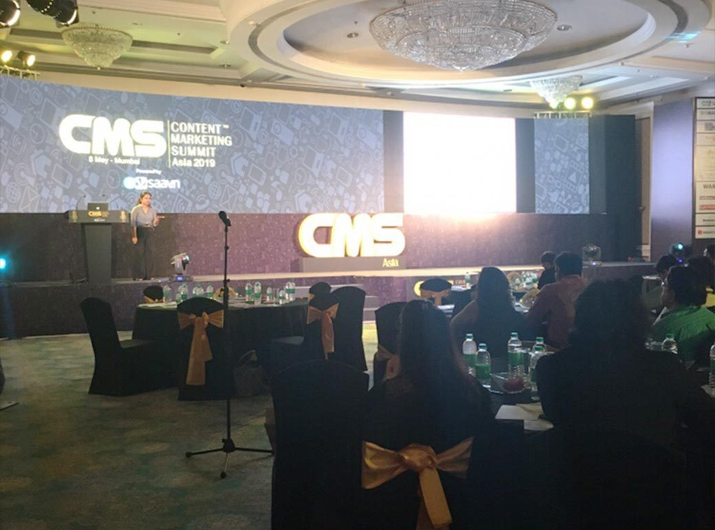 CMS Asia Conference on Content Marketing